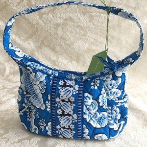 Vera Bradley Sophie purse in Blue Lagoon NWT